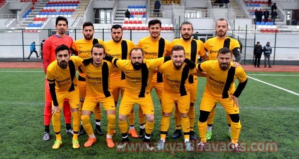 As Akyazıspor Play-Of İçin Son Viraja Girdi